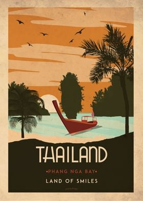 Thailand Art Deco