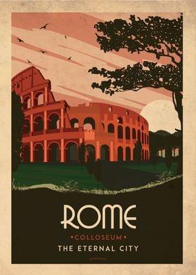 Rome Art deco