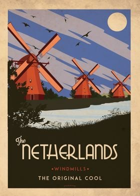 The Netherlands Art deco