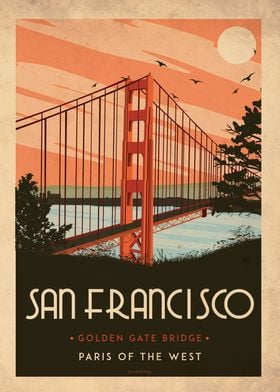 San Francisco Art deco