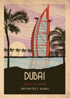Dubai Art deco