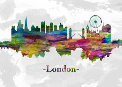 London England skyline
