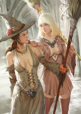 Magical Sisterhood