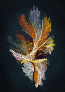 Fractal art Soul