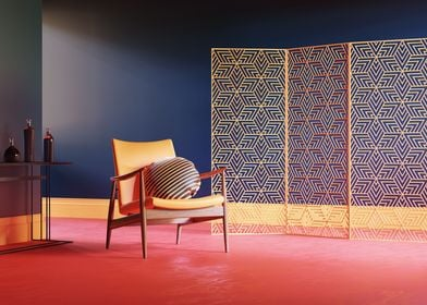 Abstract Interior 03