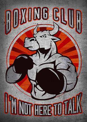 Boxing Club Boxer