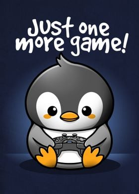 Penguin one more game