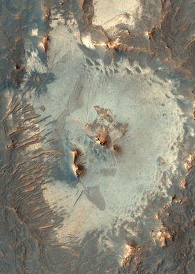 Mars Gemstone Floor