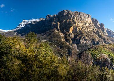 Zagori canyon