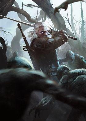 Geralt Swordmaster