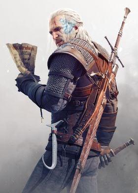Geralt Contract