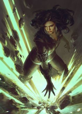 Yennefer the Summoner