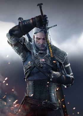 Geralt Sword