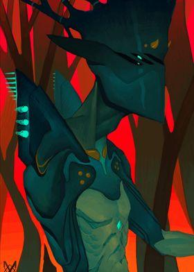Cybernetic elf king