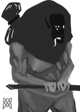 Samurai of the dark legion