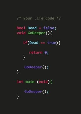 Your Life Code C++