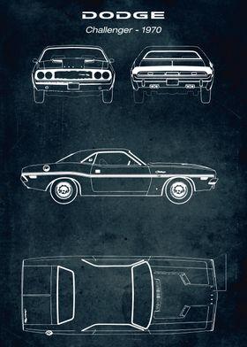 No057 Dodge Challenger