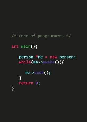 Me New person C++