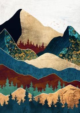 Malachite Mountains