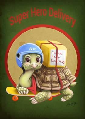 George the turtle 2