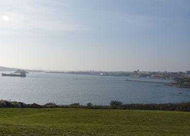 Devon seaside