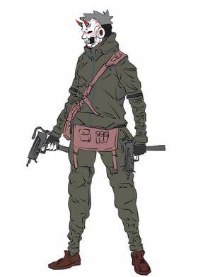 Combat Mask