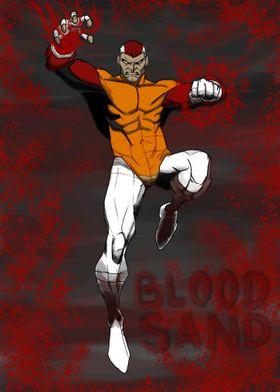 Blood Sand Man