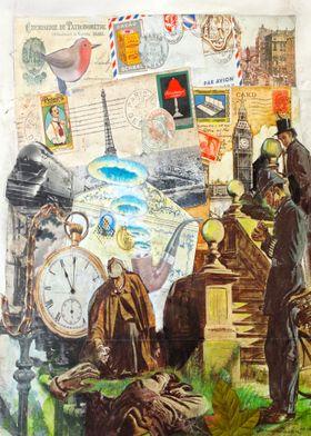 Art of Sherlock Helander
