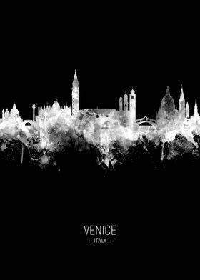 Venice Italy Skyline