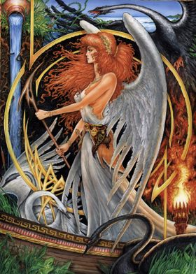 The Swans of Styx