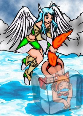 Angel n Fox