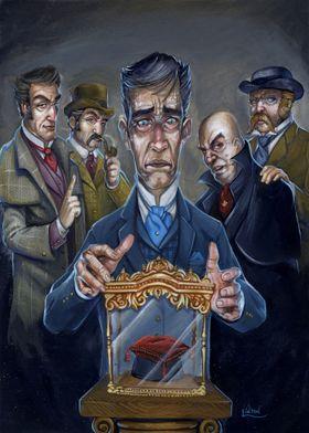 Art of Sherlock Linton