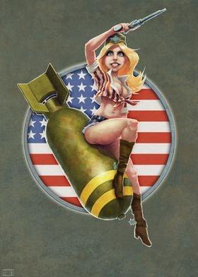 Bomber Girls America