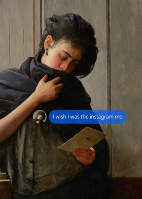 The instagram me