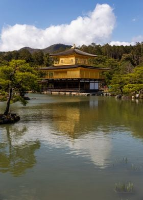 Kinkakuji Golden Pavilion