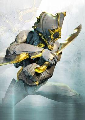 Warframe Excalibur Prime