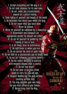 Miyamoto Musashi Rules