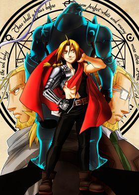 Alchemist brothers ver 2