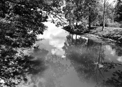 River Loisach BW
