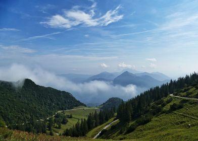 Alps Herzogstand