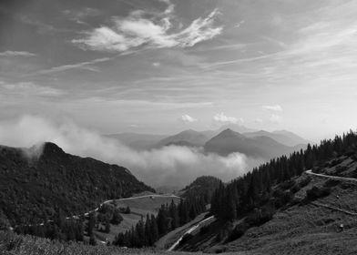Alps Herzogstand BW