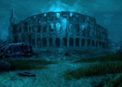 Colosseum sea