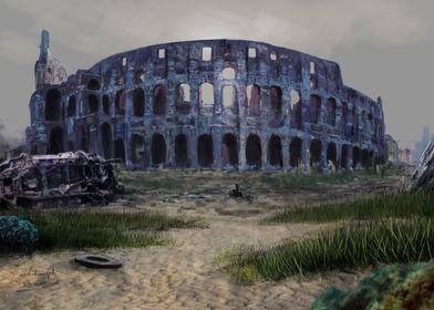 Colosseum seafloor