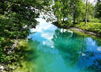 River Loisach