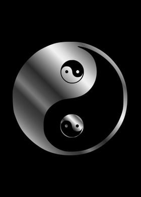 Ying yang the symbol