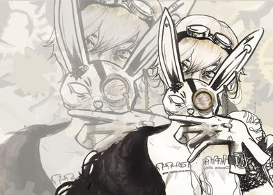 Empress Bunny