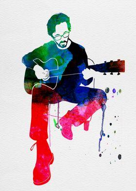 Eric Watercolor