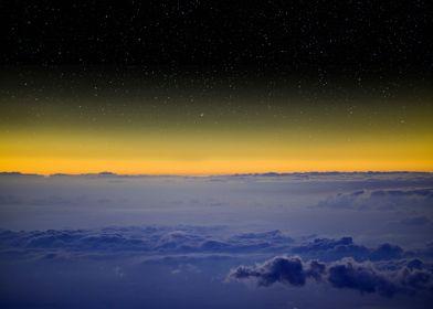 Between Cloud and Sky