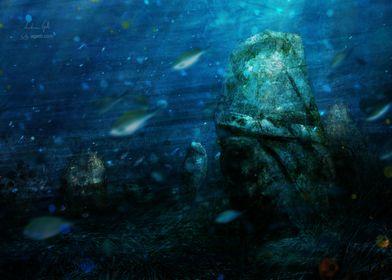 Nemrut underwater