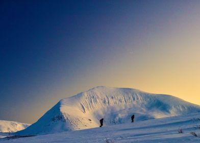 Arctic hike